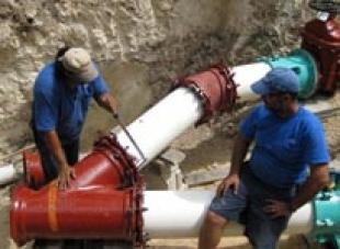 Pipe Upgrade in Devonshire